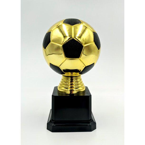 Fodbold pokalen guld