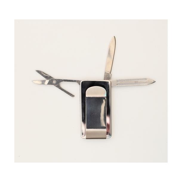 Mini tool i rustfrit stål