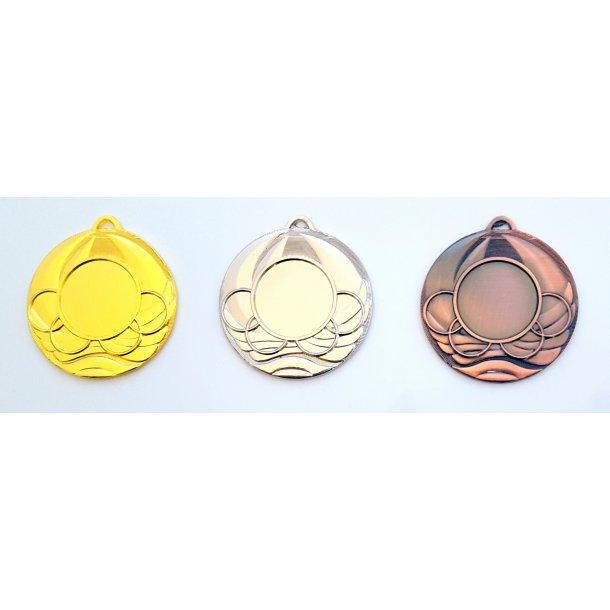 Medalje 1820 Ø 50 mm