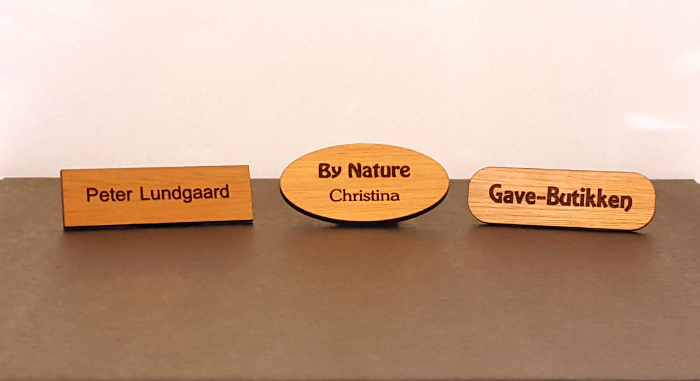 Navneskilt Eucalyptus tr u00e6 Navneskilte& Reversskilte A Gravering mit navneskilt dk