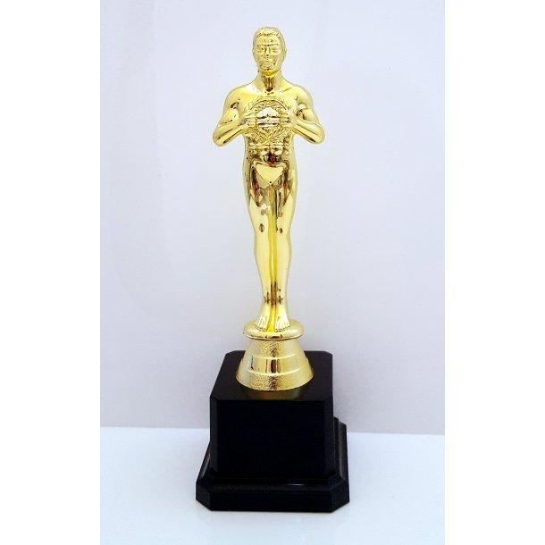 Oscar statuette 19,5 cm
