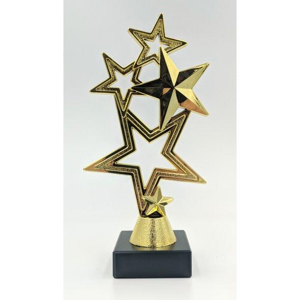 Pokal guldstjerner