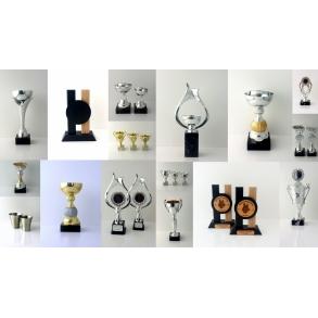 Pokaler og medaljer